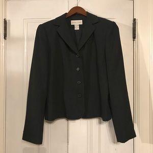 CASUAL CORNER black blazer size 6